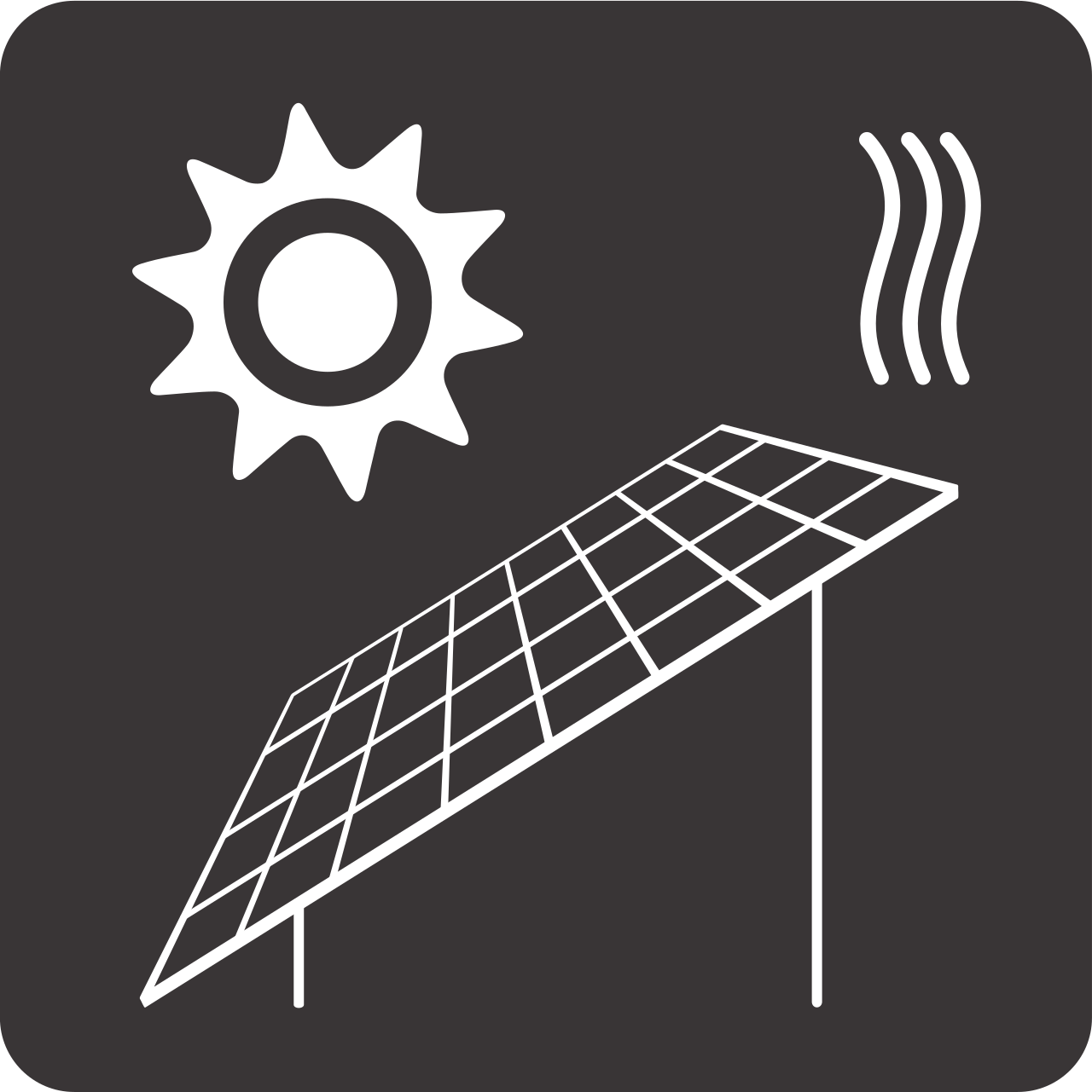 Compatible avec kit solaire